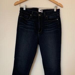 Paige Hoxton Ankle Jeans Size 30